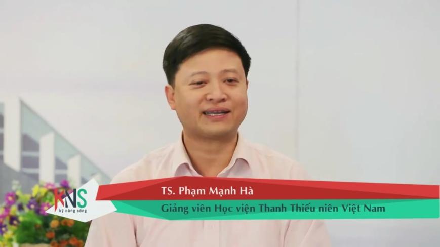 TS Pham Manh Ha
